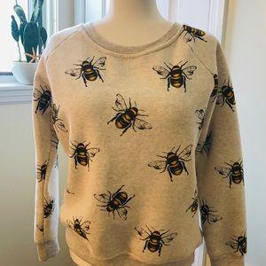 LA Soul crew neck honey bee sweatshirt. NVW🐝